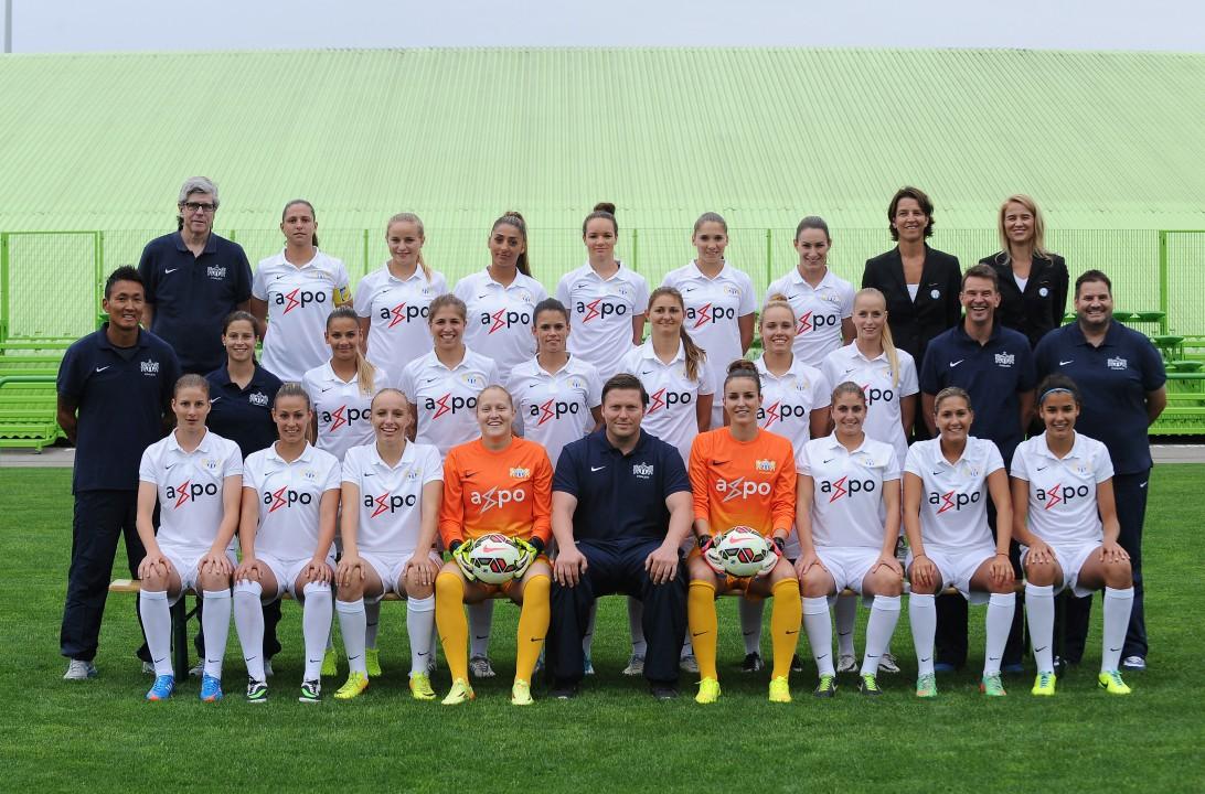 FC Zürich Frauen (2014/15)
