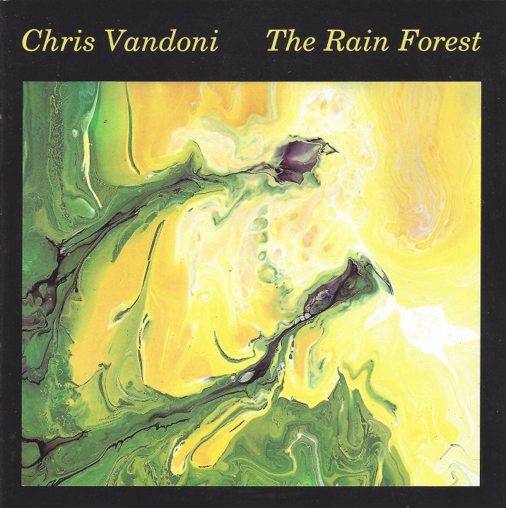 "CD ""The Rain Forest"""