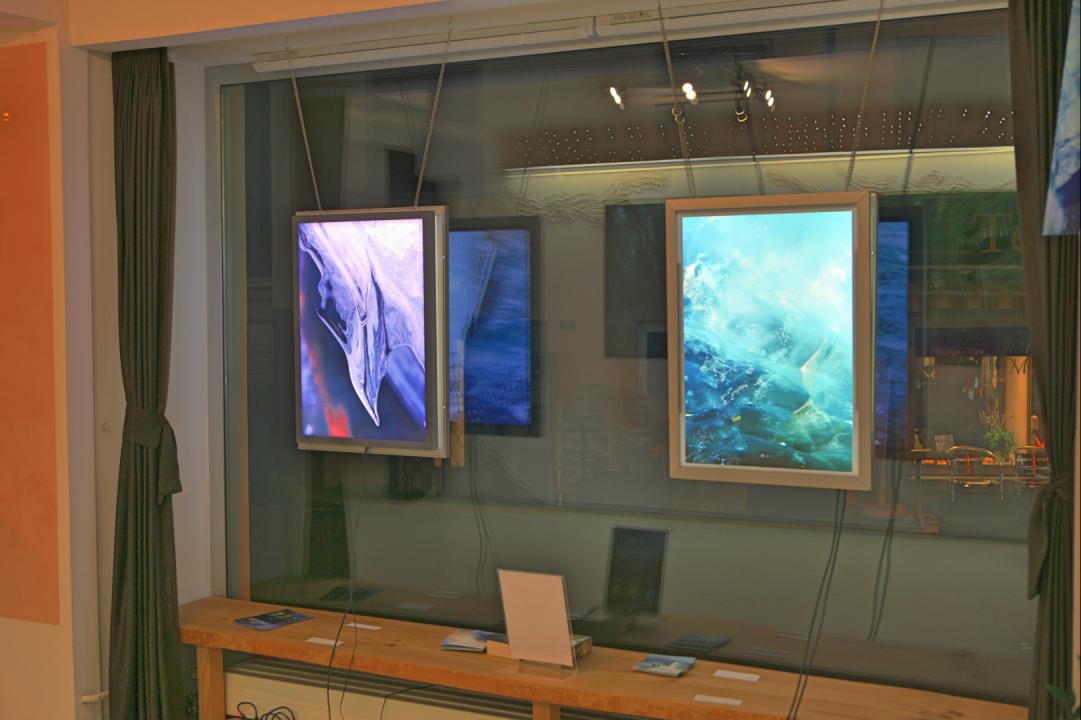 Ausstellungs-Exponate